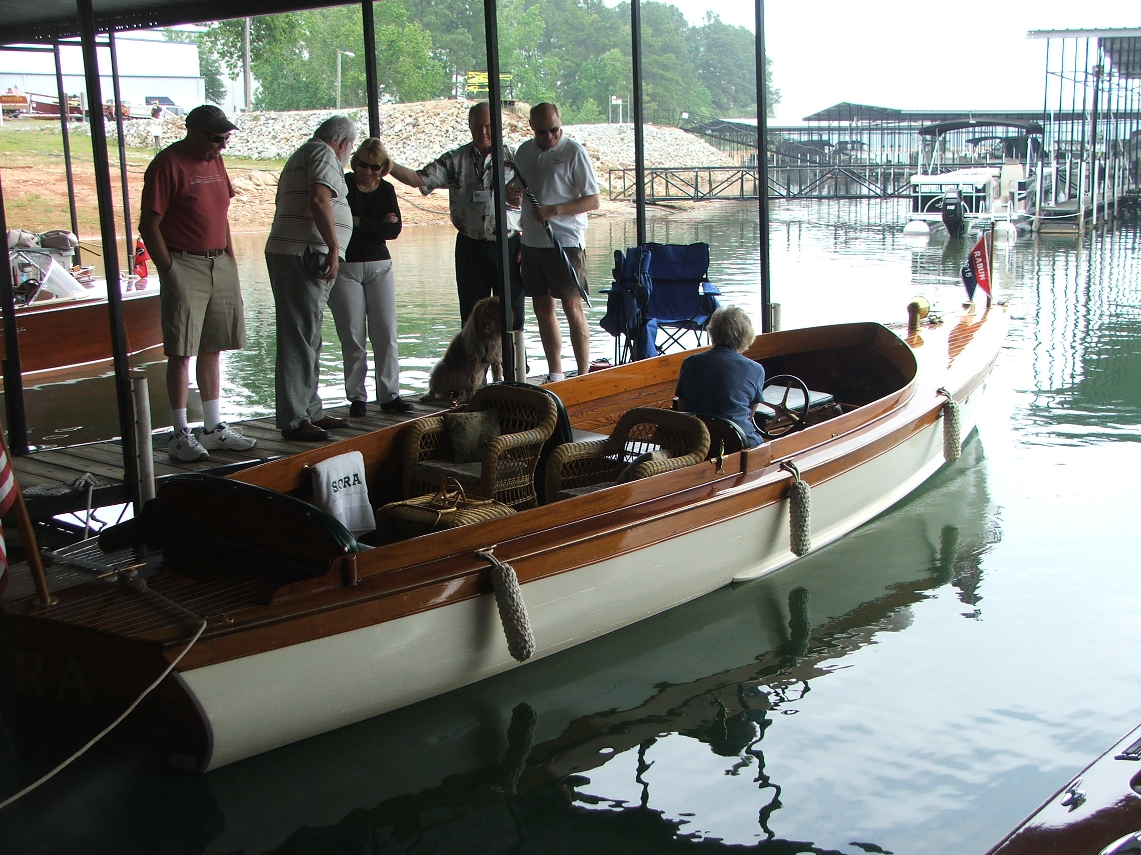 Hartwell Boat Show 2012 022